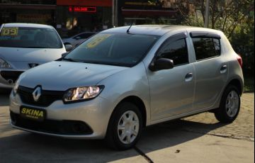 Renault Sandero 1.0 12v Sce Authentique - Foto #3