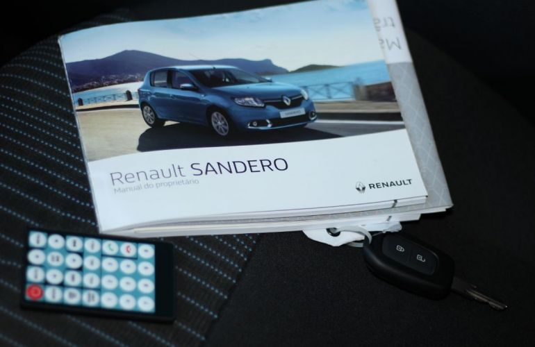 Renault Sandero 1.0 12v Sce Authentique - Foto #9