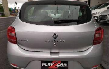 Renault Sandero 1.0 12v Sce Authentique - Foto #4