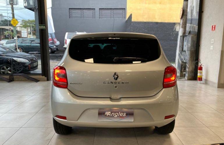 Renault Sandero 1.0 12v Sce Authentique - Foto #9