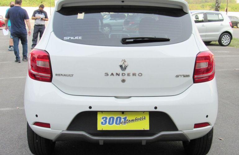 Renault Sandero 1.0 12v Sce Gt Line - Foto #4