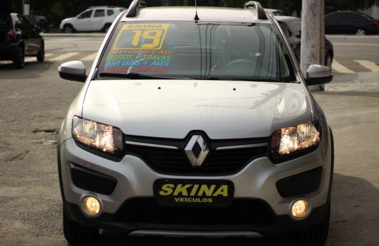 Renault Sandero 1.6 16V Sce Stepway Dynamique - Foto #3
