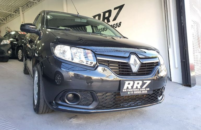Renault Sandero 1.6 16V Sce Expression - Foto #1