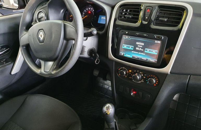 Renault Sandero 1.0 12v Sce Expression - Foto #10