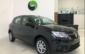 Renault Sandero 1.0 12v Sce Zen - Foto #3
