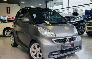 Smart Fortwo 1.0 Passion Coupê Turbo 12v - Foto #1
