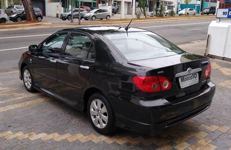 Toyota Corolla 1.8 S 16v - Foto #4