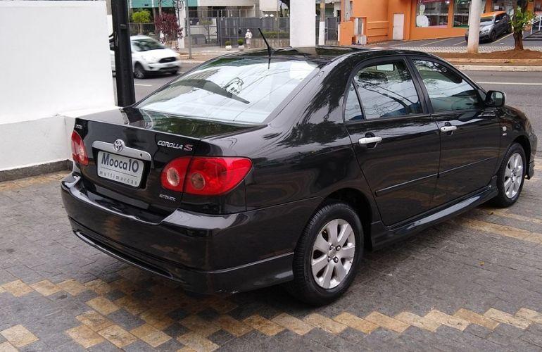 Toyota Corolla 1.8 S 16v - Foto #6