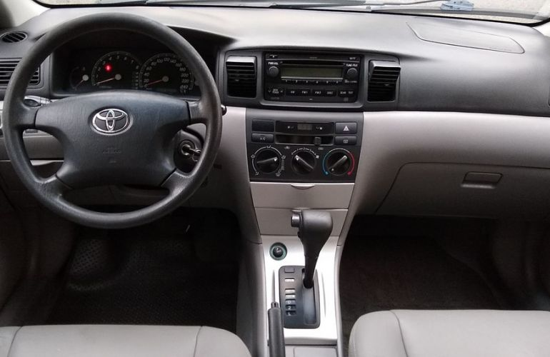 Toyota Corolla 1.8 S 16v - Foto #8