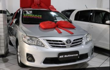 Toyota Corolla 2.0 Altis 16v - Foto #1