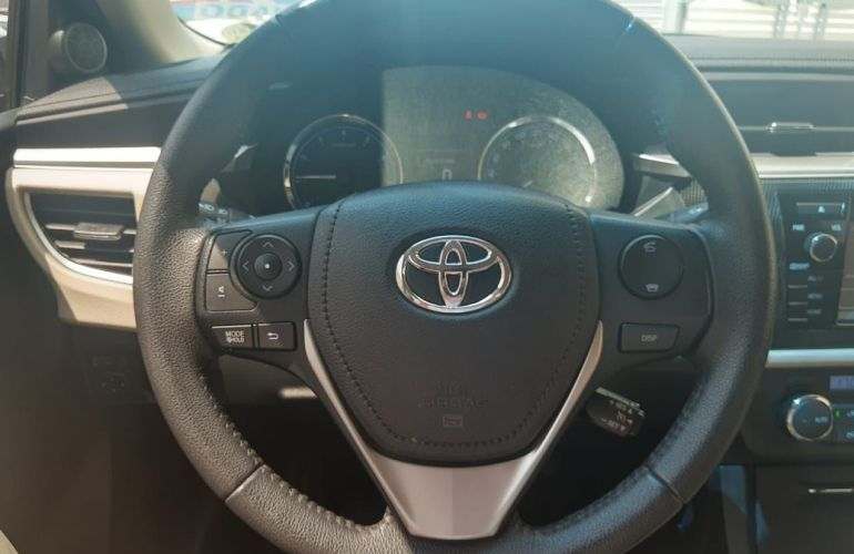 Toyota Corolla 2.0 Altis 16v - Foto #7