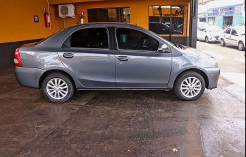 Toyota Etios 1.5 Xls Sedan 16v - Foto #7