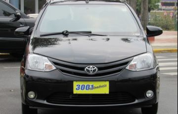 Toyota Etios 1.5 Xs Sedan 16v - Foto #3