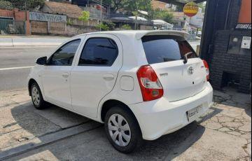 Toyota Etios 1.3 X 16v - Foto #7