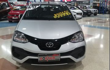 Toyota Etios 1.5 X Plus Sedan 16v - Foto #4