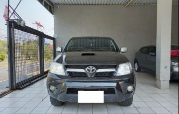Toyota Hilux 3.0 Srv 4x4 CD 16V Turbo Intercooler - Foto #1