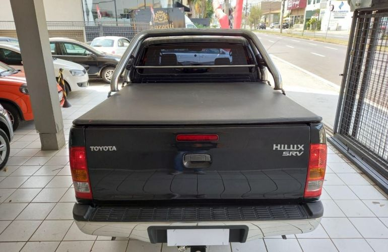 Toyota Hilux 3.0 Srv 4x4 CD 16V Turbo Intercooler - Foto #5