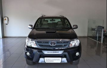 Toyota Hilux Sw4 3.0 Srv 4x4 16V Turbo Intercooler