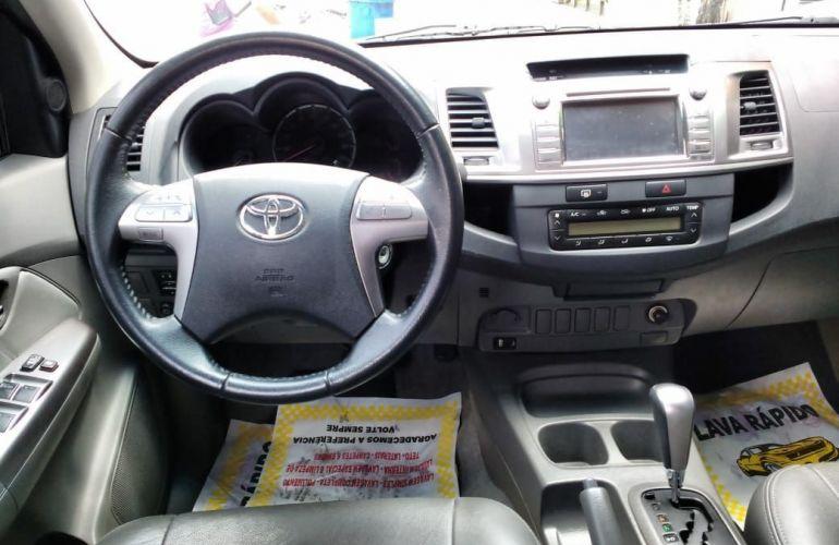 Toyota Hilux 2.7 Sr 4x2 CD 16v - Foto #5