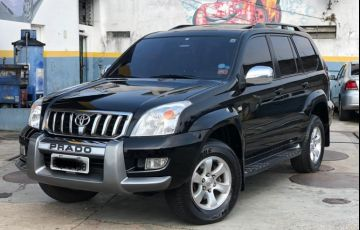 Toyota Land Cruiser Prado 3.0 4x4 Turbo Intercooler