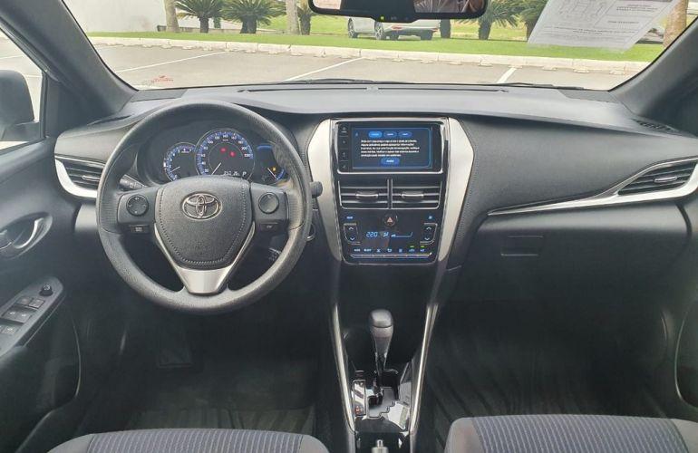 Toyota Yaris 1.3 16V Xl Plus Tech Multidrive - Foto #10
