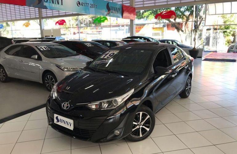 Toyota Yaris 1.5 16V Sedan Xl Plus Connect Multidrive - Foto #1