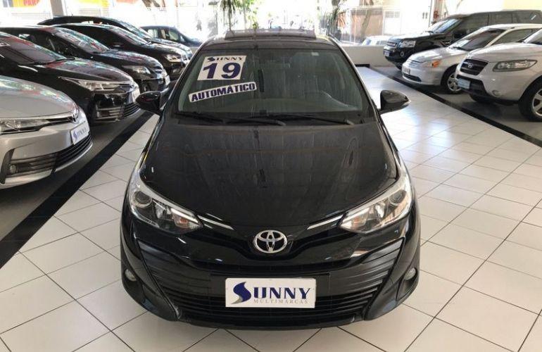 Toyota Yaris 1.5 16V Sedan Xl Plus Connect Multidrive - Foto #2