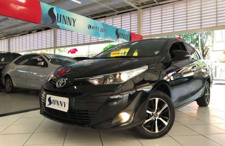 Toyota Yaris 1.5 16V Sedan Xl Plus Connect Multidrive - Foto #5