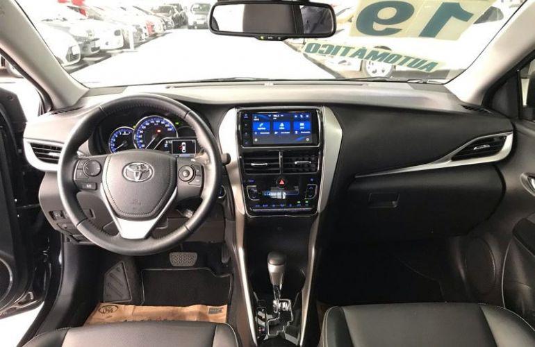 Toyota Yaris 1.5 16V Sedan Xl Plus Connect Multidrive - Foto #6