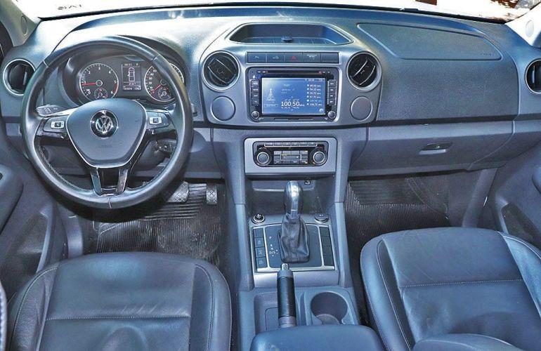 Volkswagen Amarok 2.0 Highline 4x4 CD 16V Turbo Intercooler - Foto #5