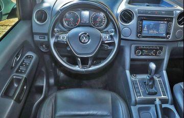 Volkswagen Amarok 2.0 Highline 4x4 CD 16V Turbo Intercooler - Foto #6