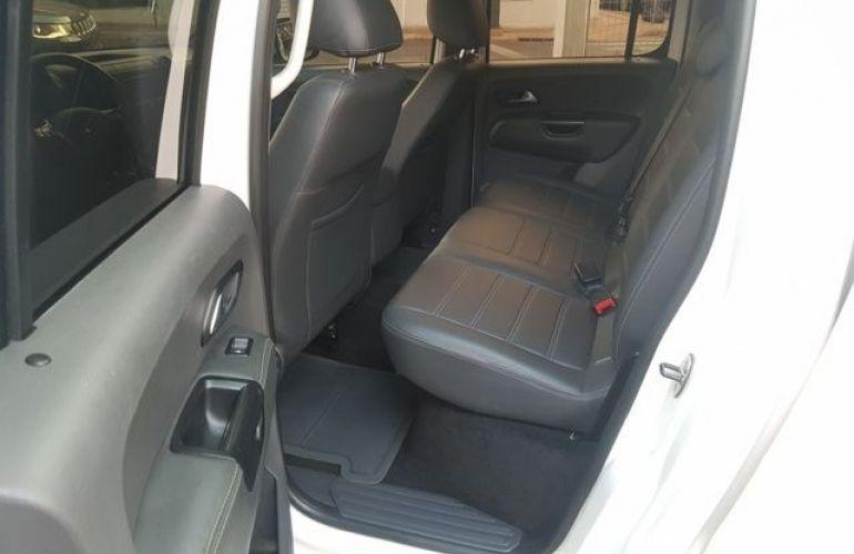 Volkswagen Amarok 2.0 Trendline 4x4 CD 16V Turbo Intercooler - Foto #7