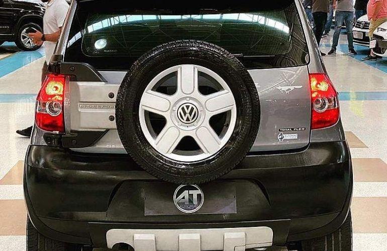 Volkswagen Crossfox 1.6 Mi 8v - Foto #4