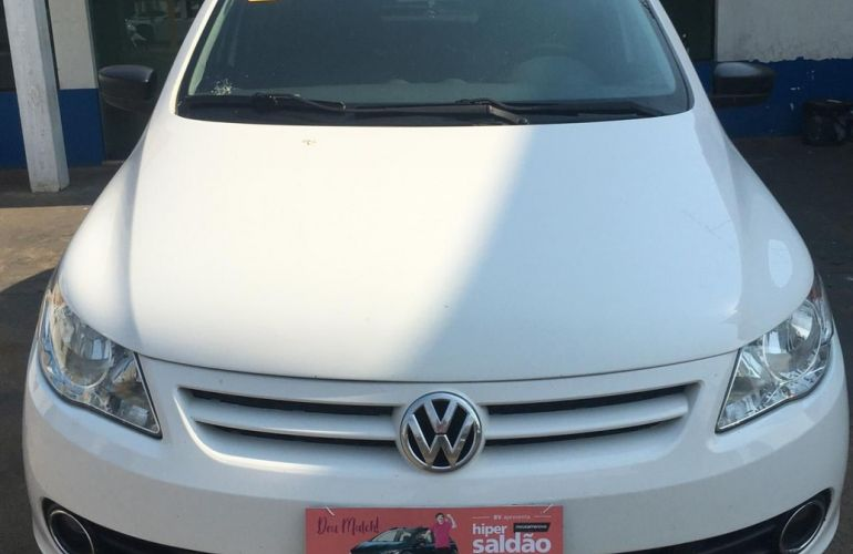 Volkswagen Gol 1.6 Mi 8v - Foto #1