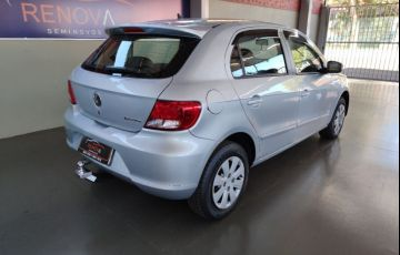 Volkswagen Gol 1.6 Mi I-motion 8V G.v - Foto #3