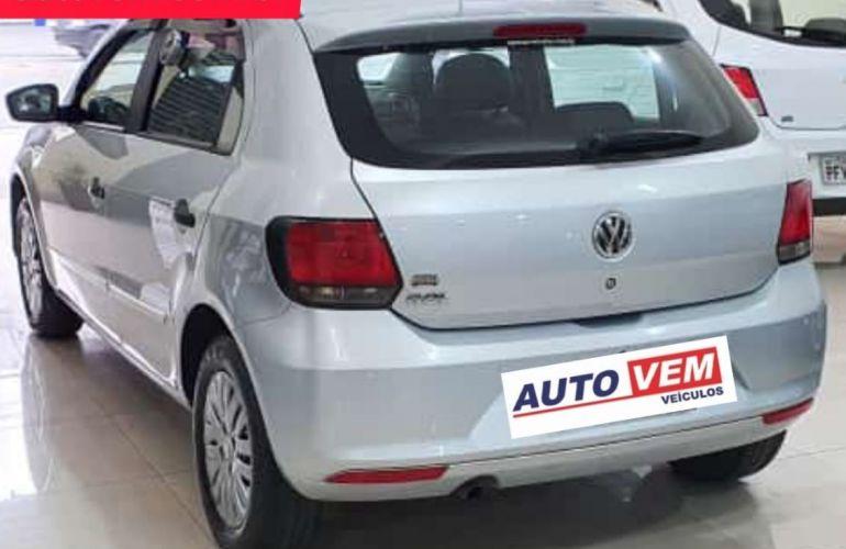 Volkswagen Gol 1.0 Mi Trendline 8v - Foto #2