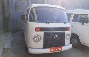 Volkswagen Kombi 1.4 Mi Furgão 8v