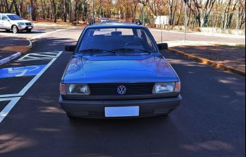 Volkswagen Parati 1.6 Cl 8v