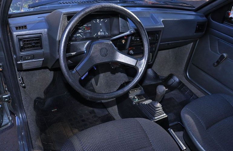 Volkswagen Parati 1.6 Cl 8v - Foto #6