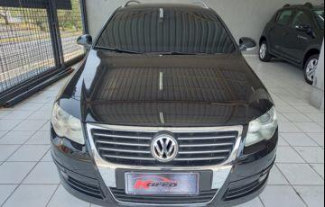 Volkswagen Passat Variant 3.2 Fsi 4x4 V6 24v - Foto #2