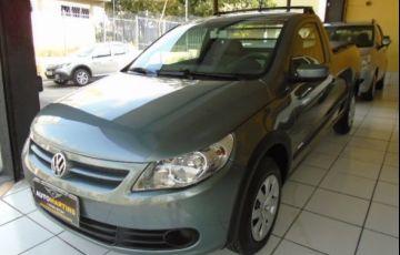 Volkswagen Saveiro 1.6 Mi Trend CS 8V G.v - Foto #1
