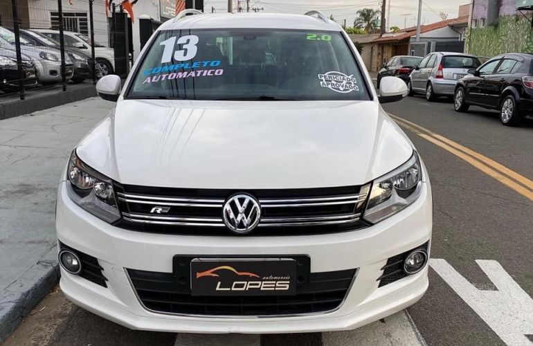 Volkswagen Tiguan 2.0 TSi R-line 16V Turbo - Foto #3