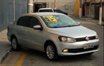 Volkswagen Voyage 1.6 Mi Comfortline 8v - Foto #1