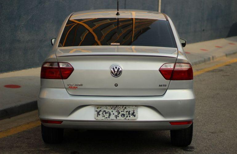 Volkswagen Voyage 1.6 Mi Comfortline 8v - Foto #3