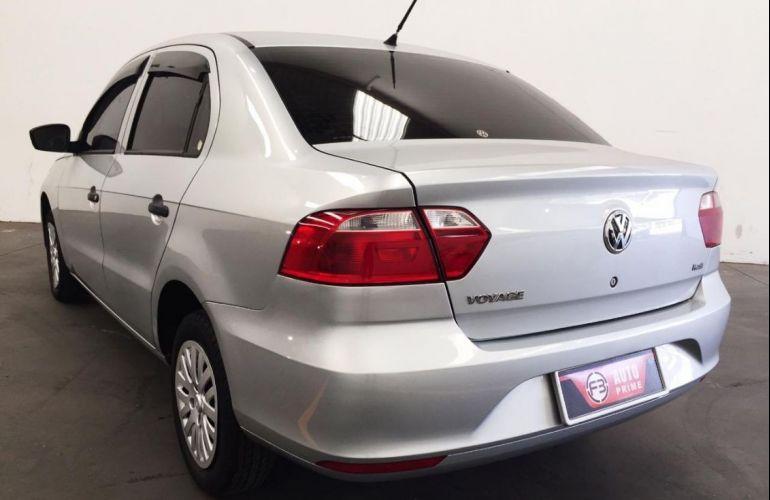 Volkswagen Voyage 1.0 Mi City 8v - Foto #4