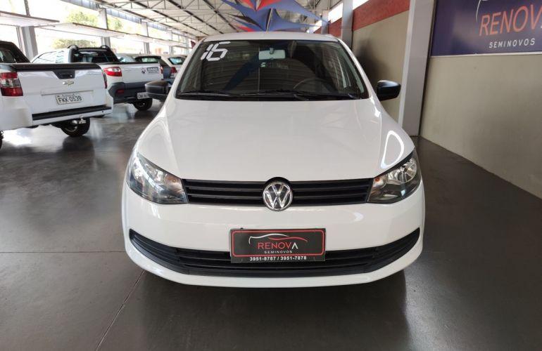 Volkswagen Voyage 1.0 Mi Trendline 8v - Foto #1