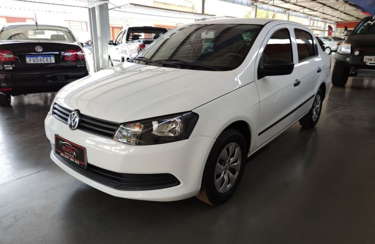 Volkswagen Voyage 1.0 Mi Trendline 8v - Foto #6