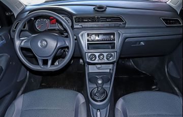 Volkswagen Voyage 1.6 Msi Total - Foto #5