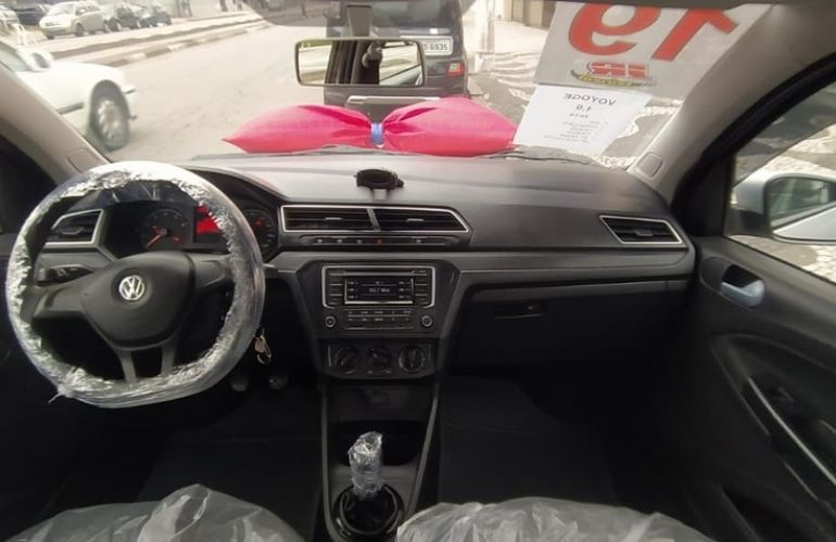 Volkswagen Voyage 1.0 12v MPi Total - Foto #8