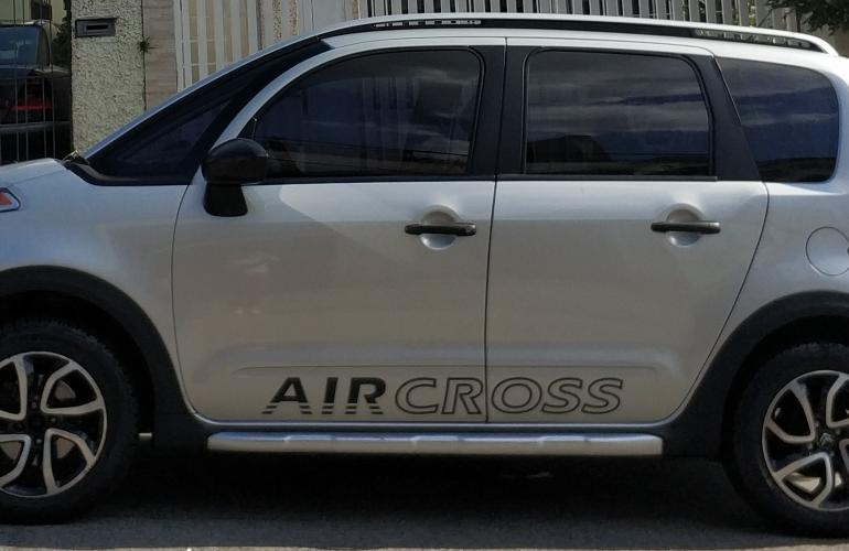 Citroën Aircross GLX 1.6 16V (Flex) (aut) - Foto #4